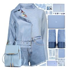 """👗 ""One Color, Head to Toe!"""" by arierrefatir ❤ liked on Polyvore featuring CÉLINE, Acne Studios, Chanel, Aspinal of London, Estée Lauder, MAC Cosmetics and Johnstons"