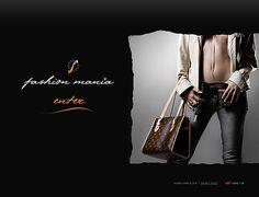 Fashion Mania SWiSH Templates by Delta