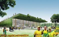 Arena Floresta- Rio Branco/AC