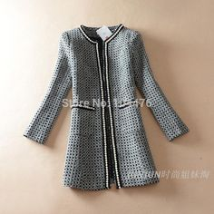 Find More   Information about Free shipping women winter coat women pearl long cardigans wool coat outerwear casacos femininos desigual coat autumn coat ,High Quality  ,China   Suppliers, Cheap   from Perfect And Fashion Merchandise Store  on Aliexpress.com