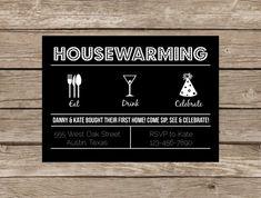 It's a Housewarming Party!