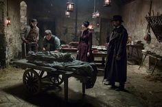 Penny Dreadful, the new Showtime psychosexual horror TV series