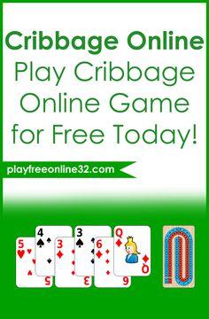 11 Awesome Cribbage Online Images Cribbage Online Card Games