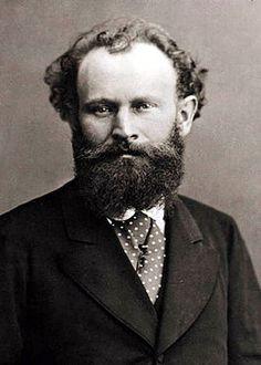 Édouard Manet (door Nadar)