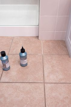 Make your tiled floor look brand new again! This tutorial has the easiest tips and tricks to paint your tile grout with just a few simple steps. Avoid the hassle of cleaning your dirty grout lines and find the best paint products to freshen up your grout. Grout Paint, Sanded Grout, Tile Grout, Bathroom Remodel Cost Breakdown, Grout Repair, Easy Tile, Floor Grout, Painting Tile Floors