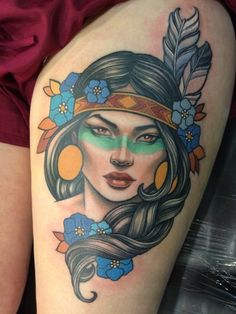 teniele-sadd-lady Pin Up Girl Tattoo, Pin Up Tattoos, Head Tattoos, Body Art Tattoos, Sleeve Tattoos, Sketch Tattoo Design, Tattoo Sketches, Tattoo Drawings, Tattoo Designs