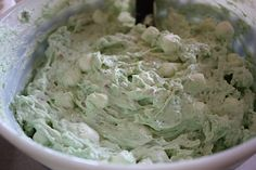 Pistachio Salad dessert - This is a great dessert for diabetics can eat. My grandma would make it all the time. Taste so yummy!