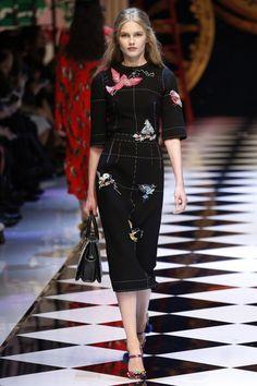 Dolce & Gabbana Otoño Invieno 2016/17 - 27