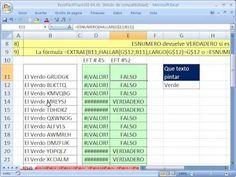 Excel Facil Truco #51: Se encuentra el valor en la lista? 2 Ejemplos - YouTube