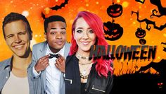 Dress like one of these social stars and who knows, they might even give you some love on social media Tis The Season, Your Favorite, Social Media, Seasons, Stars, Halloween, Youtube, Movie Posters, Movies