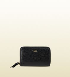 b66161b1102 Gucci - gucci swing leather zip card case 368877CAO0G1000 Leather Card  Case