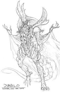 Diablo Sketch