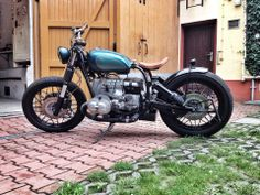 BMW custom motorcycle