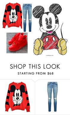 """""""Mickey"""" by livi-769 on Polyvore featuring Disney and Rebecca Minkoff"""
