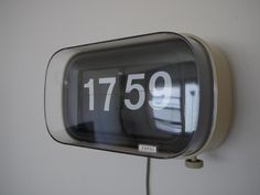Copal flip clock