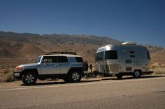This looks a little like what we want, but with a more vintage Airstream.