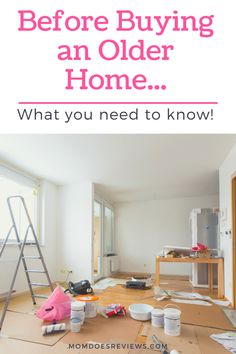 Make Sure You Read This Before Buying An Older Home Old Houses, Home And Living, How To Make, Stuff To Buy, Home Decor, Decoration Home, Room Decor, Old Homes, Old Mansions