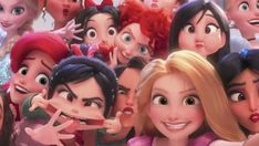 When the first trailer for Ralph Breaks the Internet — the sequel to successful animation movie Wreck-It Ralph from Disney — dropped it gave a chance to anyone and everyone Continue Reading Disney Pixar, Walt Disney, Disney Animation, Disney Amor, Disney E Dreamworks, All Disney Princesses, Disney Diy, Cute Disney, Disney Cartoons