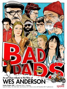 Bad dads by Joshua BUdich
