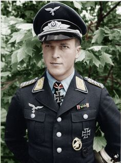 Fallschirmjäger Rudolf Witzig (14 August 1916 in Röhlinghausen, Wanne-Eickel – 3 October 2001 in Oberschleißheim) was a German Fallschirmjäger during World War II and Oberst in the Bundeswehr. He was also a recipient of the Knight's Cross of the Iron Cross with Oak Leaves. Witzig is most well known for his action against the Belgian fortress Fort Eben-Emael.