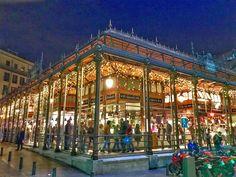 Mercado de San Miguel (Madrid, Spain)
