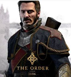 The Order 1886 on PS4 Trailer.