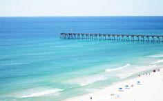 Pensacola Beach Fishing Pier by wkepkake1 on Flickr.Pensacola, Florida, USA