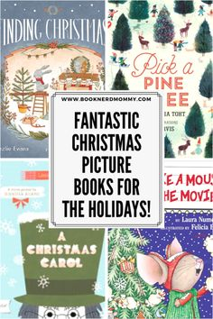 Fantastic Christmas Picture Books For The Holidays! Fantastic Christmas Picture Books For The Holida Christmas Books For Kids, Toddler Christmas, A Christmas Story, Christmas Pictures, Christmas Activities, Family Christmas, Christmas Crafts, Merry Christmas, Christmas Decorations