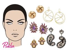 Una guía que según tu estilo en accesorios y las características de tu cara puede ser usada para realzar tu belleza