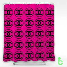 Chanel black logo circle pink surface Shower Curtain cheap and best quality. *100% money back guarantee #summer2017 #autumn2017 #fall2017 #winter2017 #summer #autumn #fall #winter #shopmygoodies #disney #movie #HomeDecor #Home #Decor #Showercurtain #Shower #Curtain #Bathroom #Bath #Room #eBay #Amazon #New #Top #Hot #Best #Bestselling #HomeLiving #Print #On #Printon #Fashion #Trending #Woman #Man #Teenager #Cheap #Rare #Limited #Edition #LimitedEdition #Unbranded #Generic #Custom #Design #Bag