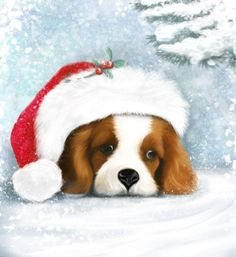 Christmas Puppy   Drawn to better   Astound.us