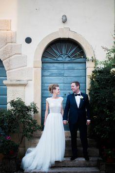 Un matrimonio ispirato a New York | Wedding Wonderland
