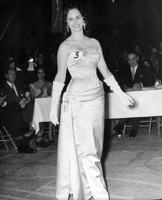 Miss Venezuela 1956 - Blanca Heredia