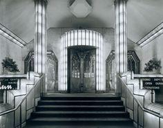 "Lilogi.com - ""The Golden Twenties"" - inspiration images, fashion, 1920's fashion, deco, #architecture, #deco"