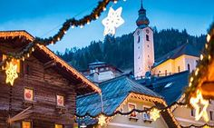 The Daily Mail's David Allsop explored the Grossarltal valley in Salzburg, Austria, which boasts 50 miles-worth of ski runs and plays Mozart music through speakers at lift stations.