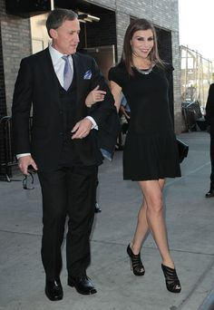 Heather Dubrow is BEAUTIFUL! And I love them as a couple.