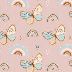 Painting Patterns, Boho, Abstract Backgrounds, Pattern Design, How To Draw Hands, Hand Painted, Vector Freepik, Wallpapers, Block Prints