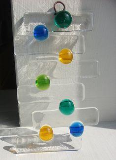 fused glass suncatcher | Flickr - Photo Sharing!