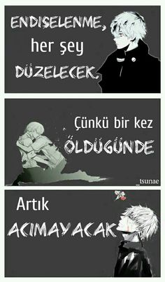 Read Tokyo Ghoul from the story Hanae Tsukiyo: Fanart Yapma / Çevirme Şirketi by _tsunae (Tsukiyo & Hanae) with reads. Anime Komedi, Cute Animal Tattoos, Read Tokyo Ghoul, Emoji Wallpaper, Special Words, My Philosophy, Kaneki, My Mood, Thought Provoking