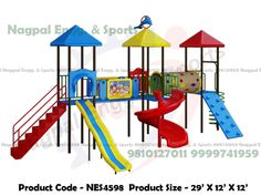 13 Best Playground Equipment Images Swings