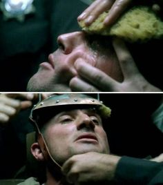 prison break .. Lincoln Burrows... This episode breaks my heart... Bawled my face off.