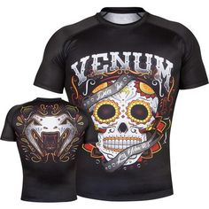 Buy Venum Rash Guard   Free 48 Hour Delivery to the UK when you spend 60 Pounds   Huge Range of Rash Guards in stock for MMA, BJJ & Grappling