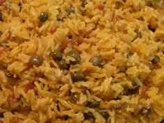 Haitian Pigeon Peas and Rice Recipe