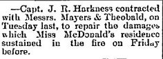 Capt. J. R. Harkness Contracted to Repair Damages-The Daily Herald, Biloxi, MS 24 Feb 1894