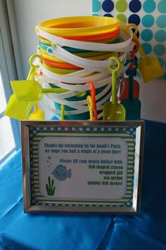 """Photo 1 of 41: Ocean/Under the Sea / Birthday """"Jacob's 2nd Birthday"""" 