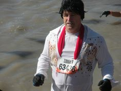 Elvis - Tough Mudder Nevada