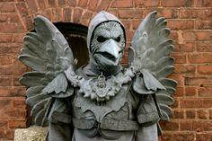 Raven Gargoyle - Living Statues: Gargoyles - Imgur