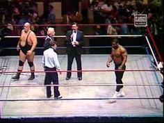 Bobby Heenan, King Kong Bundy vs JYD