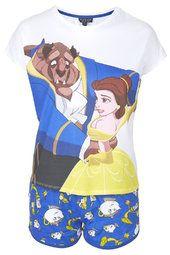 Disney Beauty and the Beast Pyjama Set