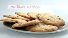 Recette de cookies américains